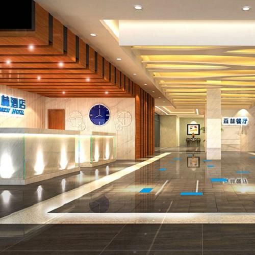 深圳连锁酒店设计