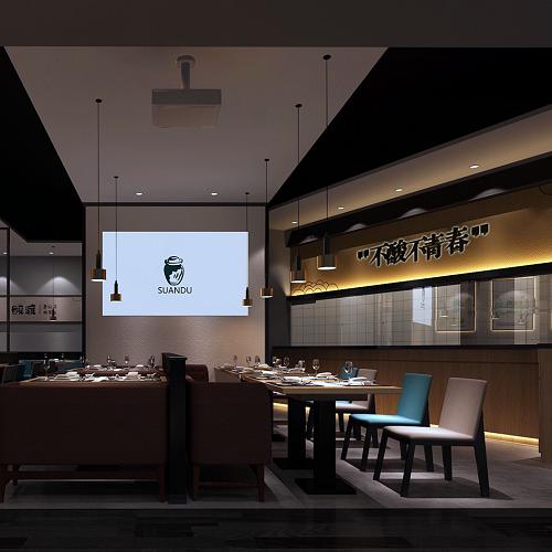 深圳特色餐厅设计