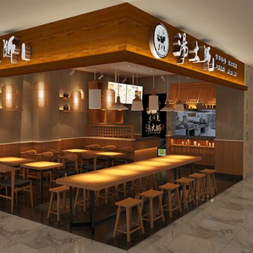 深圳餐厅装修设计