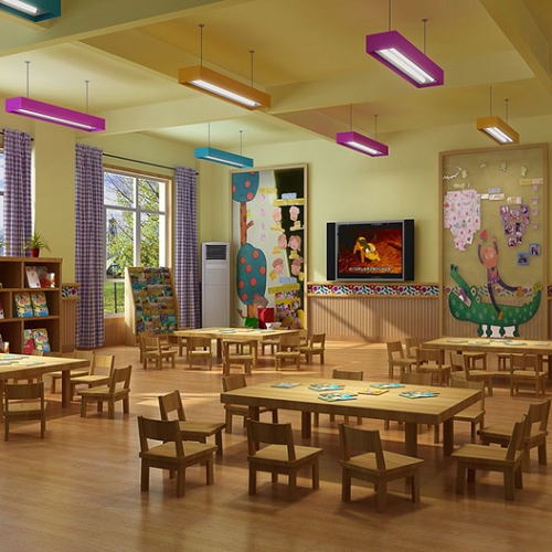 幼儿园装修公司