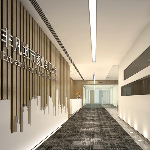 龙华办公室设计