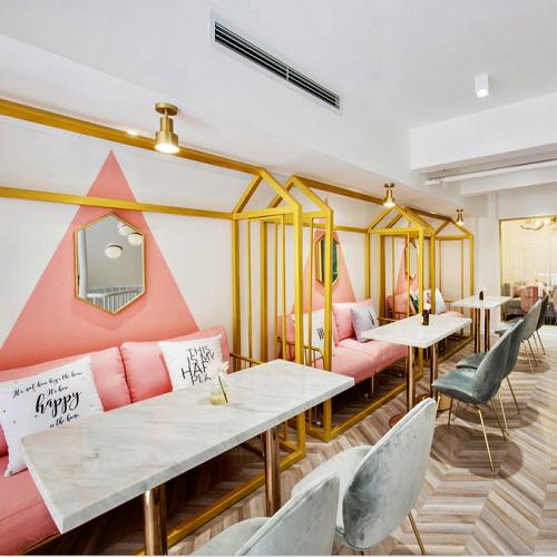 深圳咖啡店店铺设计