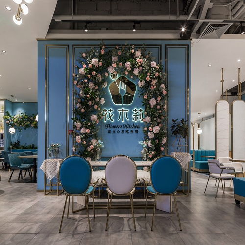深圳西餐厅设计