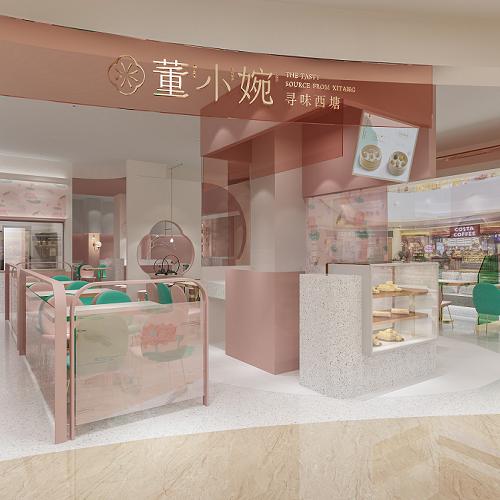深圳餐馆装修设计