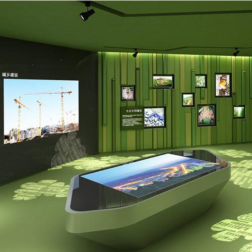 展览馆多媒体展厅设计